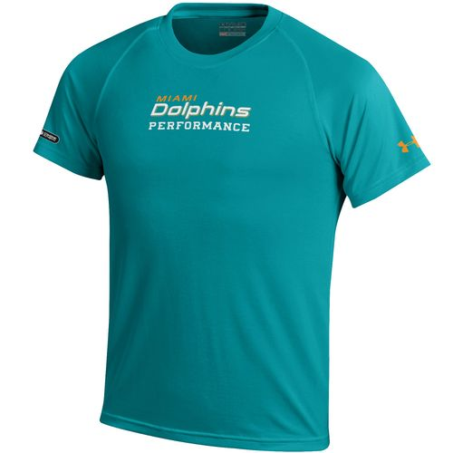 Under Armour™ NFL Combine Authentic Boys' Miami Dolphins Graphic 2 T-shirt