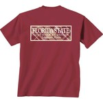 New World Graphics Women's Florida State University Madras T-shirt - view number 1