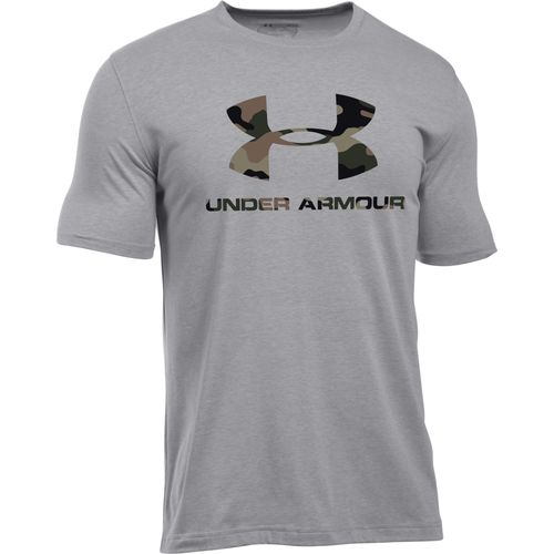 Under Armour™ Men's Sportstyle Camo Logo T-shirt