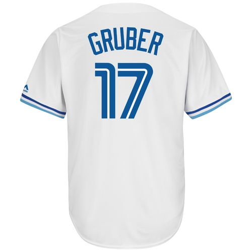 Majestic Men's Toronto Blue Jays Kelly Gruber #17 Cool Base Cooperstown Jersey