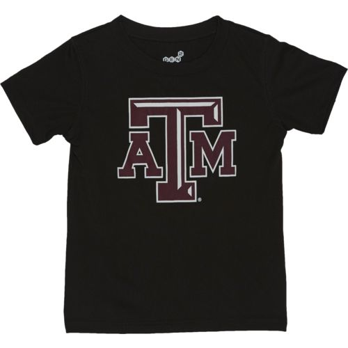 NCAA Toddlers' Texas A&M University Primary Logo T-shirt