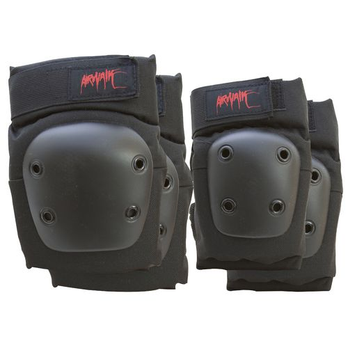 Airwalk Adults' Elbow and Knee Pad Set
