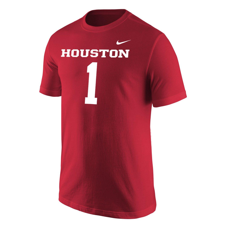 Nike™ Men's University of Houston Core Short Sleeve