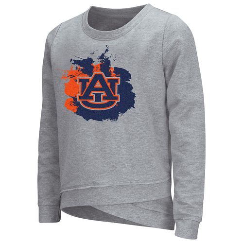 Colosseum Athletics™ Girls' Auburn University Alaia Long Sleeve Pullover