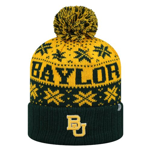 Top of the World Men's Baylor University Subarctic Knit Cap