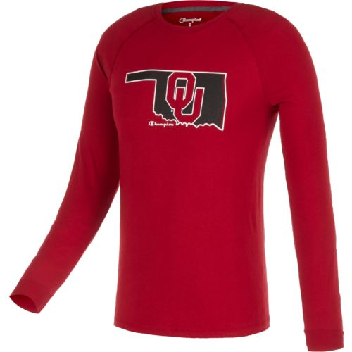 Champion™ Men's University of Oklahoma Long Sleeve T-shirt