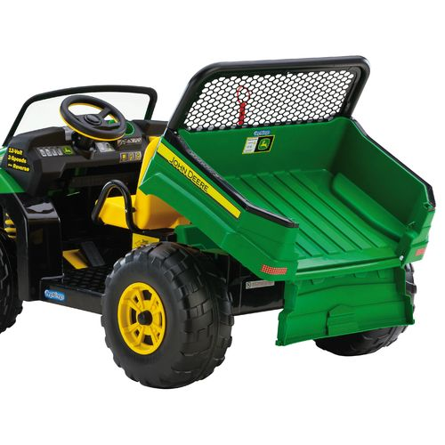 Peg Perego John Deere Gator XUV 550 12V Ride-On - view number 2