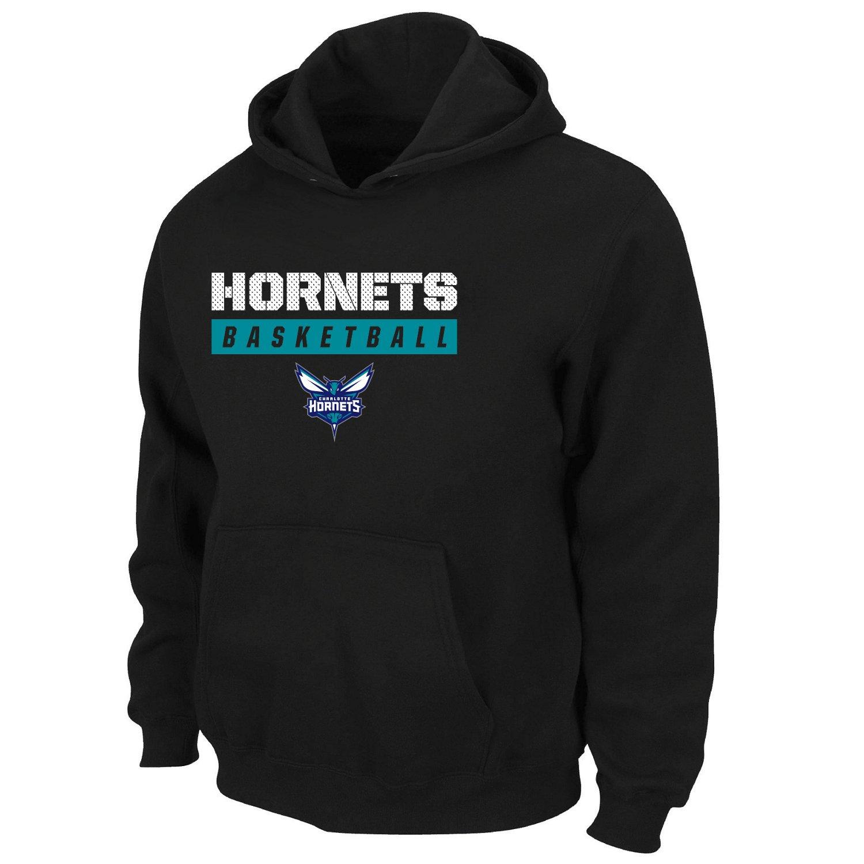 Majestic Boys' Charlotte Hornets Screen Print Hoodie