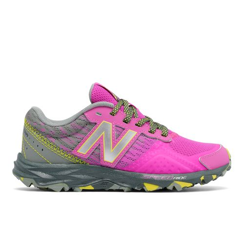 Display product reviews for New Balance Kids' 690 Trail Running Shoes