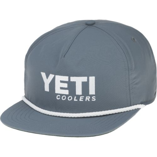 YETI® Men's Flat Billed Rope Cap