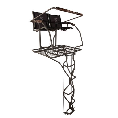 Summit The Vine 2-Person Ladder Treestand - view number 1