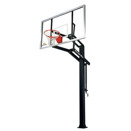 "Goalrilla GS-I 72"" Inground Basketball System and Anchor Kit"