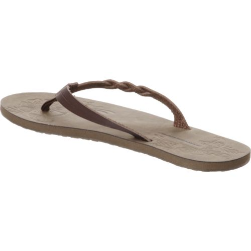O'Rageous Women's 2-Strap Braid Sandals - view number 3