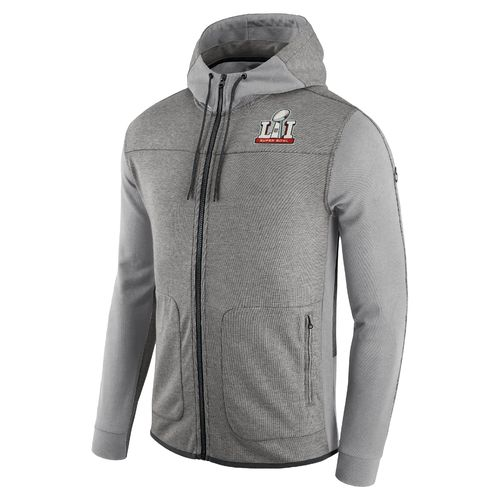 Nike Men's NFL Super Bowl LI AV15 Full Zip Hoodie