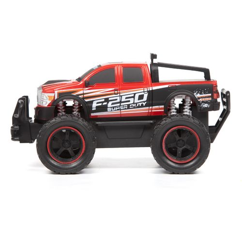 World Tech Toys Ford F-250 Super Duty 1:24 Friction Monster Truck - view number 1