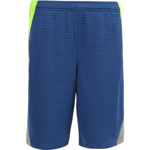 BCG Boys' Striped Jacquard Basketball Short