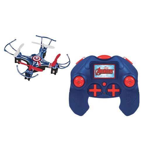 World Tech Toys Marvel Avengers Captain America Micro Drone RC Quadcopter - view number 1