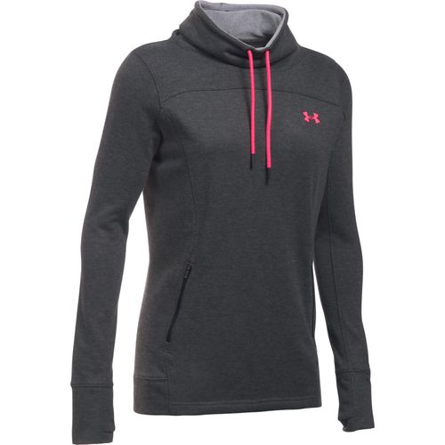 Under Armour Women's Featherweight Fleece Slouchy Pullover