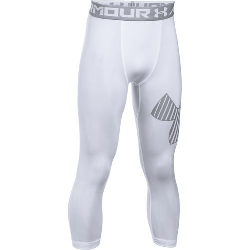 Under Armour™ Boys' 3/4 Logo Legging