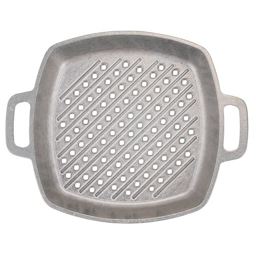 Mr. Bar-B-Q™ Cast Aluminum Deep-Dish Searing Griddle - view number 1