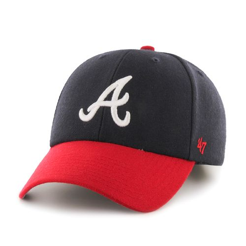 '47 Atlanta Braves Basic MVP Baseball Cap - view number 1