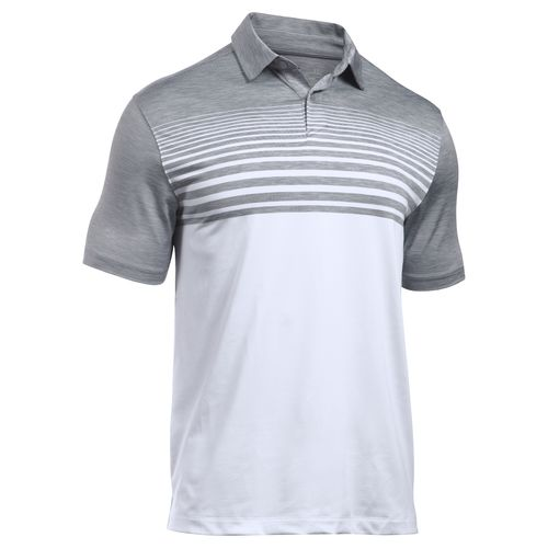 Under Armour Men's CoolSwitch Upright Polo Shirt - view number 1