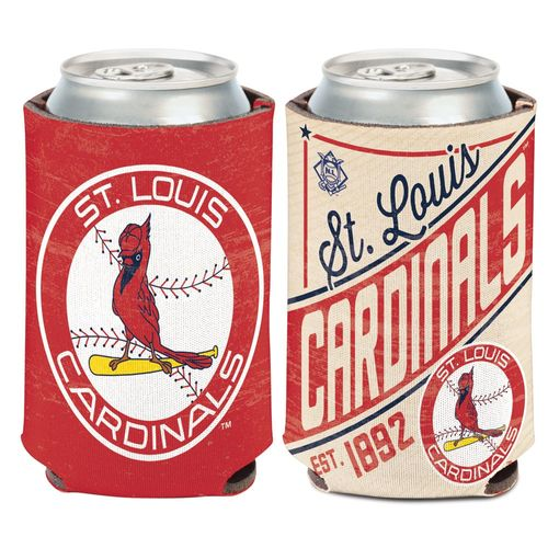 WinCraft St. Louis Cardinals Cooperstown Can Cooler