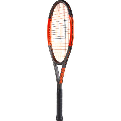 Wilson Burn 100 Team Tennis Racquet - view number 2