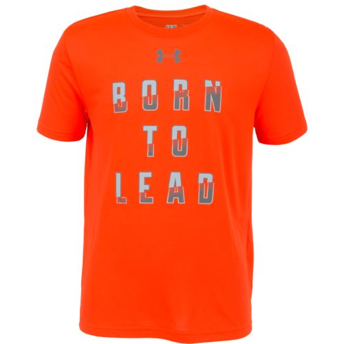 Under Armour Boys' Born To Lead Short Sleeve T-shirt - view number 1