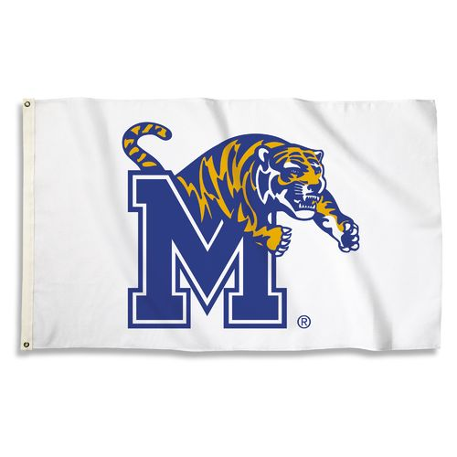 BSI University of Memphis 3 ft x 5 ft Flag