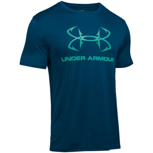 Under Armour Men's UA Tech Short Sleeve Fishing T-shirt