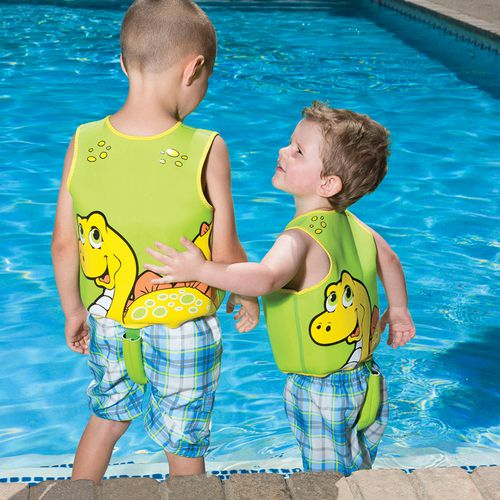 Poolmaster Youth Dino Swim Vest - view number 6