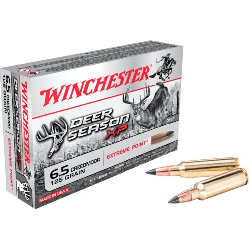Display product reviews for Winchester Deer Season XP 6.5 Creedmoor 125-Grain Rifle Ammunition
