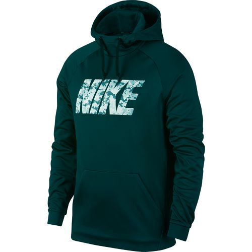 Nike Men's Camo Therma Training Hoodie