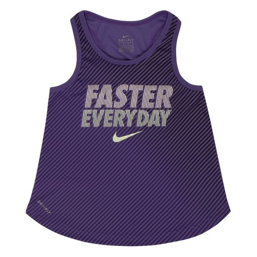 Nike Girls' Dri-FIT A-Line Tank Top