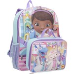 Disney™ Girls' Doc McStuffins Backpack with Lunch Kit - view number 2