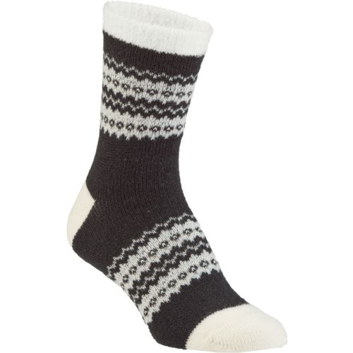 Magellan Outdoors Women's Tribal Cuff Lodge Socks