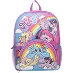 My Little Pony Girls' Rainbow Backpack with Lunch Kit - view number 1
