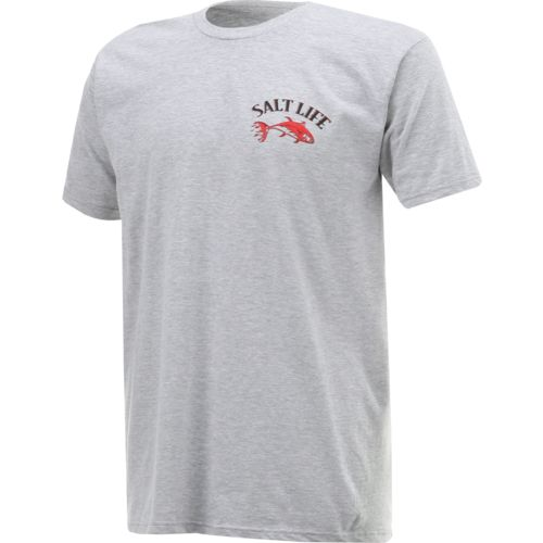 Salt Life Men's Spicy Tuna Short Sleeve T-shirt - view number 3