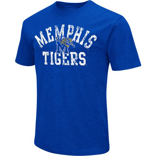Colosseum Athletics Men's University of Memphis Vintage T-shirt