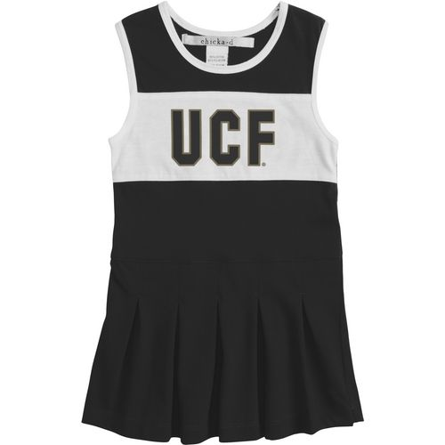 Chicka-d Girls' University of Central Florida Cheerleader Dress