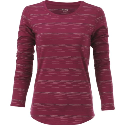 Display product reviews for BCG Women's Spacedye Horizon T-shirt