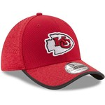 New Era Men's Kansas City Chiefs 39THIRTY Onfield Team Training Cap - view number 3