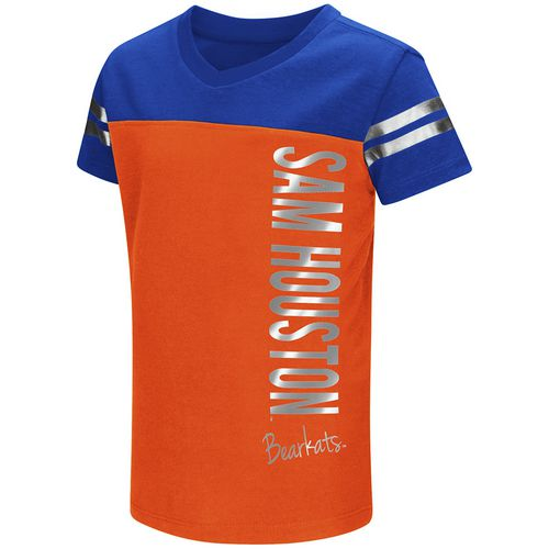 Colosseum Athletics Toddlers' Sam Houston State University Cricket T-shirt - view number 1