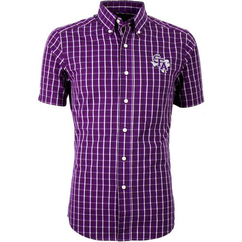 Antigua Men's Stephen F. Austin State University Endorse Dress Shirt