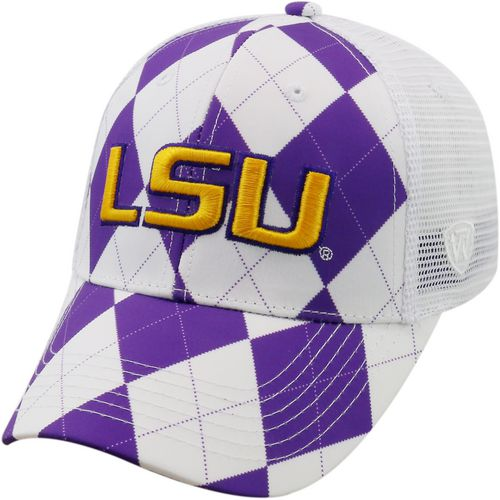 Top of the World Men's Louisiana State University Get Loud Cap