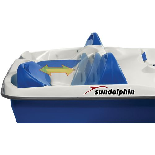 Sun Dolphin Sun Slider Pedal Boat - view number 5