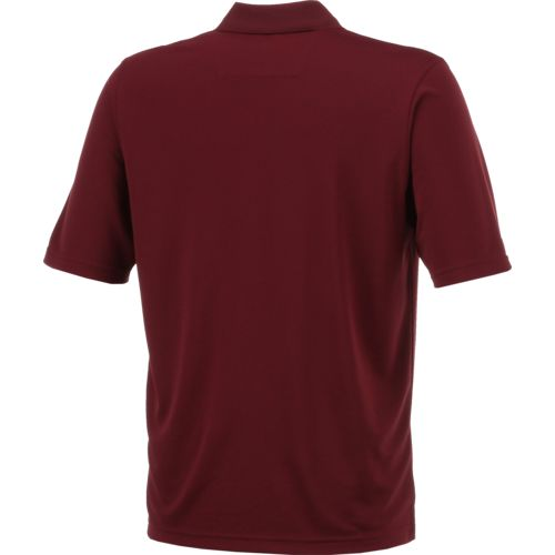 Antigua Men's Texas A&M University Exceed Polo Shirt - view number 2