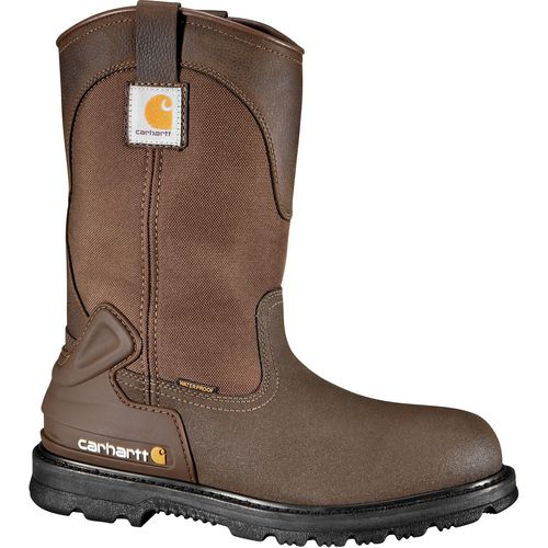 Carhartt Men's 11 in Wellington Steel Toe Work Boots - view number 1