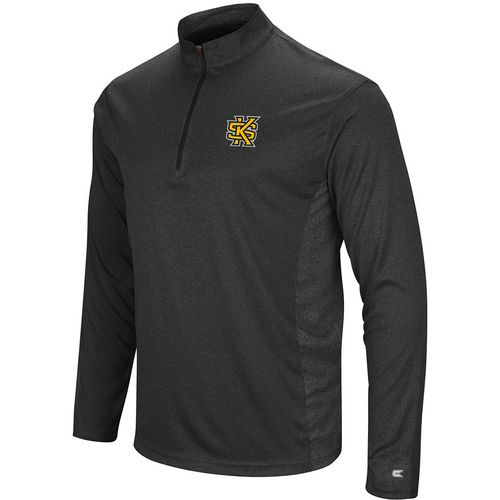 Colosseum Athletics Men's Kennesaw State University Audible 1/4 Zip Windshirt